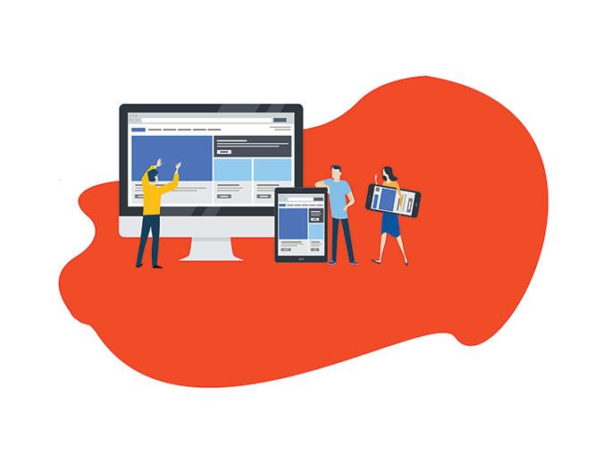 Minimalne i responsywne strony internetowe na bazie CMS Wordpres